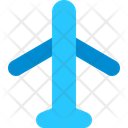 Airplane Aeroplane Mode Icon