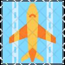 Plane Travel Transport Icon