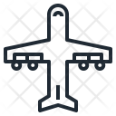 Airplane Fly Air Icon