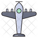Airplane Fly Aircraft Icon
