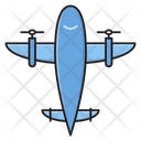 Airplane Aircraft Fly Icon