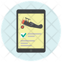 Airplane Application Form Icon