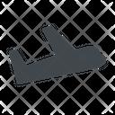 Airplane Airport Flight Icon