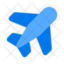 Airplane Flight Airport Icon