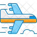 Airplane Air Flight Icon