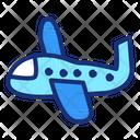 Icon Airplane Icon