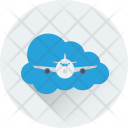 Airplane Plane Jet Icon