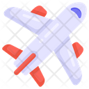 Aeroplane Airplane Plane Icon