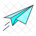 Airplane Business Launch Icon