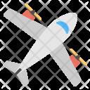 Airplane Plane Travel Icon