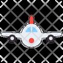 Airplane Aeroplane Aircraft Icon