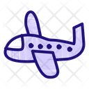 Airplane Plane Flight Icon
