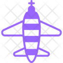 Airplane Air Travel Aircraft Icon