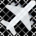 Airplane Aeroplane Plane Icon