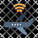 Airplane Plane Smart Icon