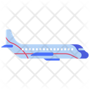 Airplane Aircraft Travel Icon