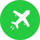 Airplane Aeroplane Plane Icon