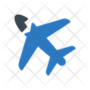 Airplane Crash Icon