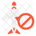 Protection Forbidden Airplane Icon