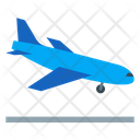 Aeroplane Aircraft Airplane Icon