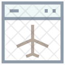 Airplane Mode Site Icon