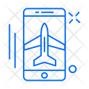 Air Plane Mode Icon