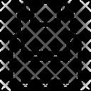 Airplane Seats Icon