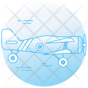Airplane Speed Icon