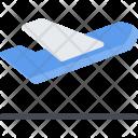 Airplane Takeoff Departure Icon