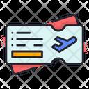 Ticket Voucher Token Icon