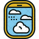Airplane Window Icon
