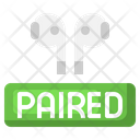 Airpod Paired Icon
