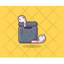 Airpods Ear Phones Mobile Accessory Icon