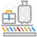 Airport Custom Duty Icon