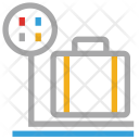 Airport Custom Travel Icon