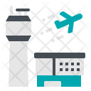 Airport Plane Air Icon