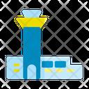 Airport Travel Flight Icon