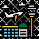 Air Craft Airplane Icon