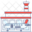 Airport Landing Field Landing Place Icon