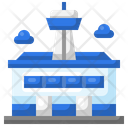 Airport Airport Tower Airline Icon