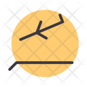Airport Airplane Arrival Icon