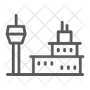 Airport Building Icon