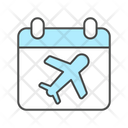 Airport Date Flight Date Date Icon