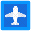 Airport Direction Icon