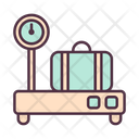 Airport Scales Icon