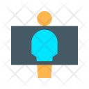 Airport Security X Ray Icon