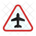 Airport sign Icon