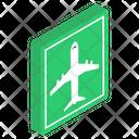 Airport Symbol Icon