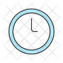 Airport Time Icon
