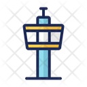 Airport Tower Tower Light Tower Icon